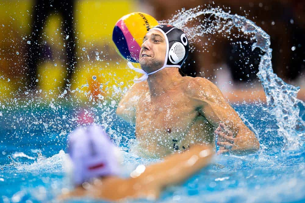 Sports Photography Singapore Water Polo