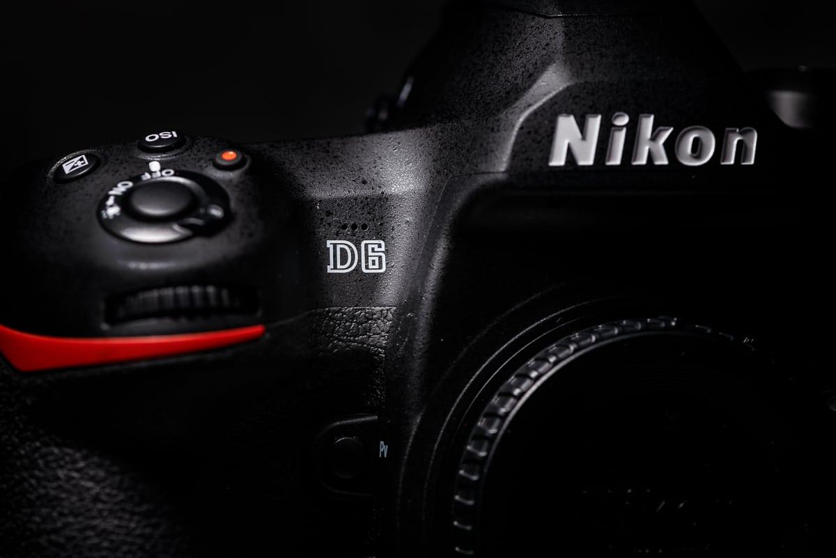 Nikon D6 autofocus