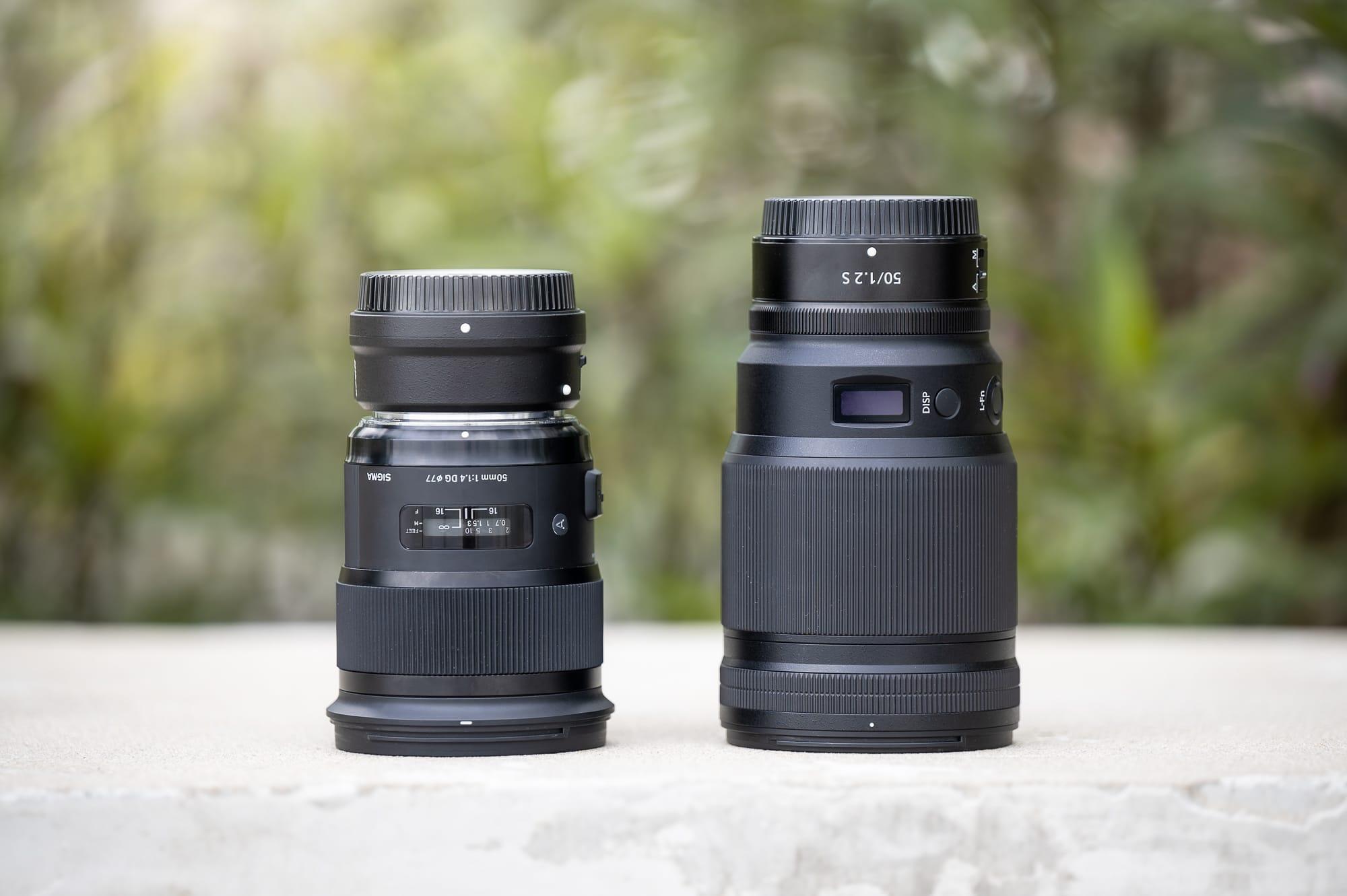 Nikon 50mm F1.2 S review