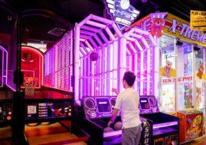 arcade photoshoot singapore