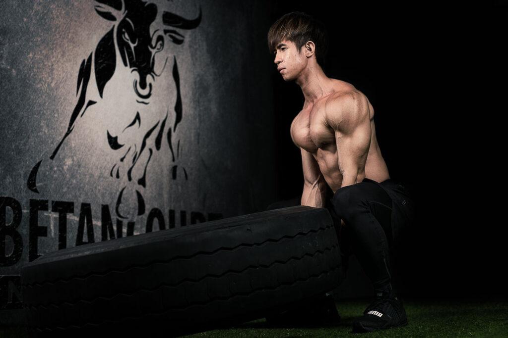 fitness photoshoot singapore