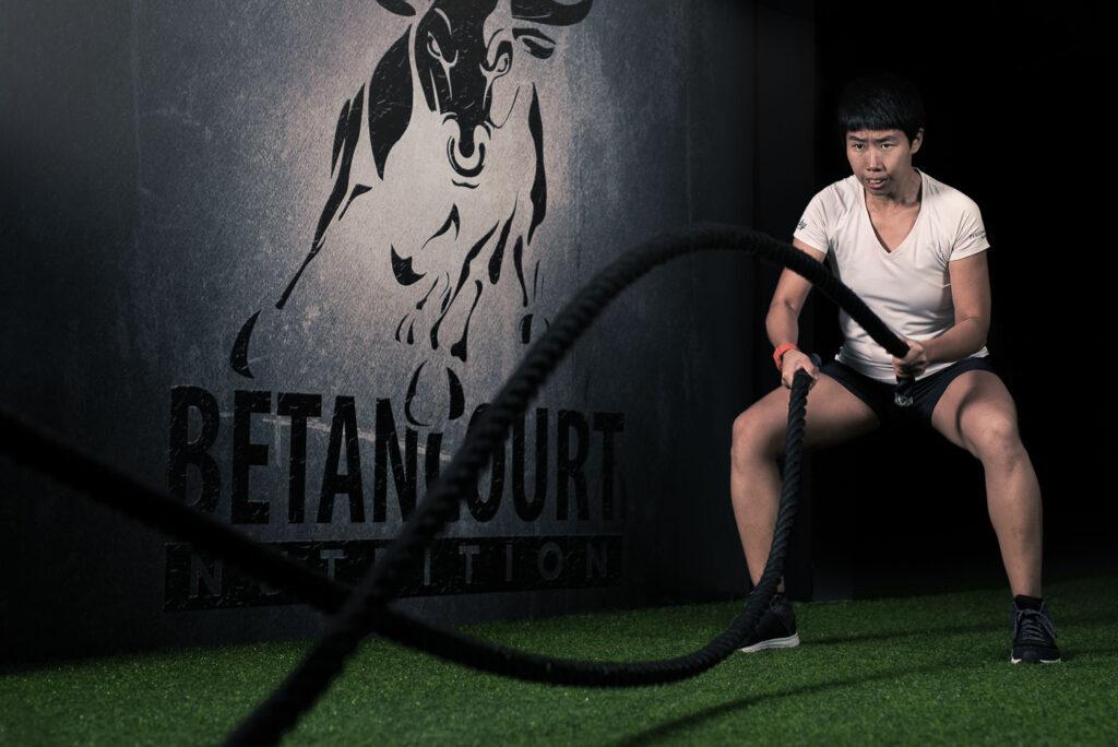 Sport portrait singapore
