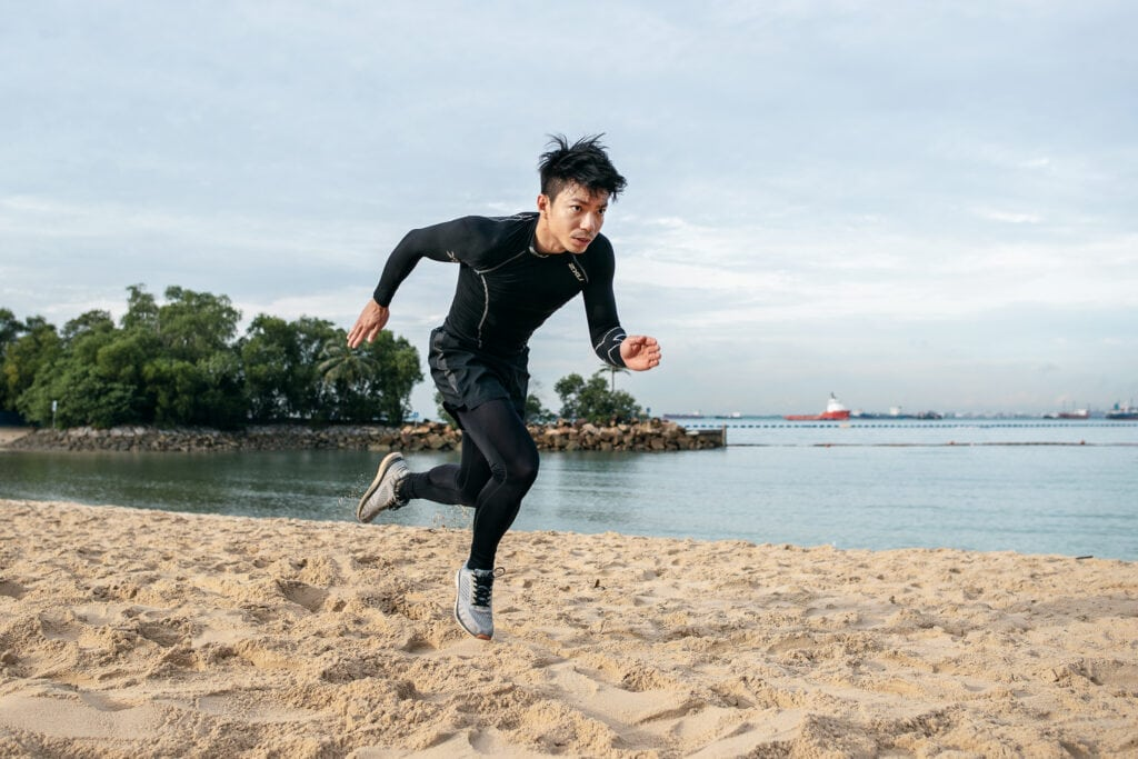 fitness portraits singapore